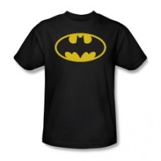Batman t shirt logo