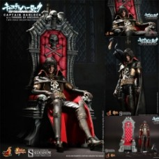 Captain Harlock w. Throne 1:6 Scale Figure