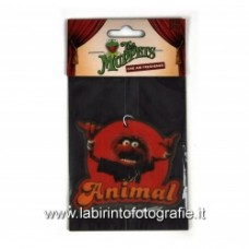 Car Air Freshener Muppets-Animal