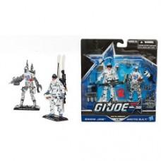 G.I. Joe 50th Anniversary Action Figures 2-Packs Snow Job - Artic B.A.T.