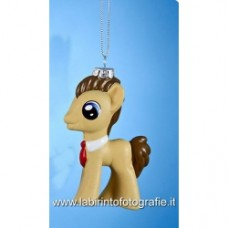 My little Pony Dr Hooves Mold Ornament