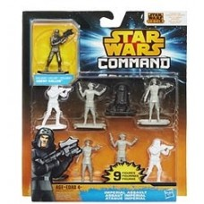 Star Wars Rebels Command Battles Figures Imperial Assault
