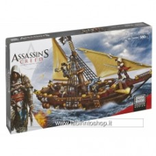 Mega Bloks Assassin's Creed 94308 Gunboat Takeover