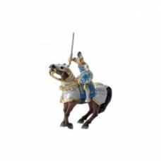 Cavaliere con Spada + Cavallo da Battaglia