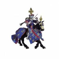 Cavallo e cavaliere del duca di Borbone