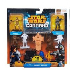 Star Wars Command Battles Figures desert escape