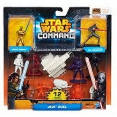 Star Wars Command Battles Figures jedi duel