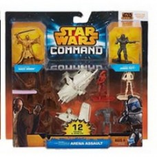 Star Wars Command Battles Figures arena assault