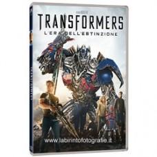 Transformers 4 - L'Era Dell'Estinzione dvd