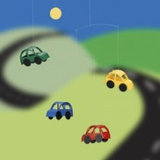 automobili da appendere
