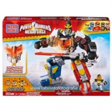 Mega Bloks Power Rangers Gosei Grand Megazord