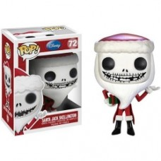 Jack Skellington Santa Pop
