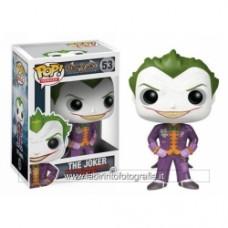 DC pop! Arkham Asylum: Joker Vinyl