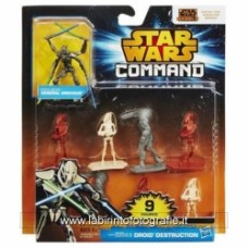 Star Wars Command Droid Destruction