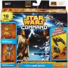 Star Wars Command Final Battle