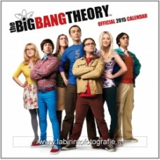 Big Bang Theory Calendar 2015