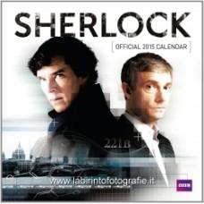 Sherlock Calendar 2015