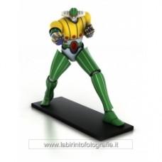 Go Nagai Robot Collection 01 Jeeg