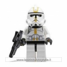 LEGO Star Wars Clone Trooper (Yellow)