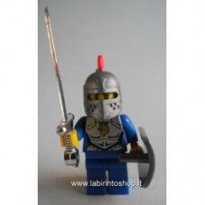 Lion Knight with Long Sword