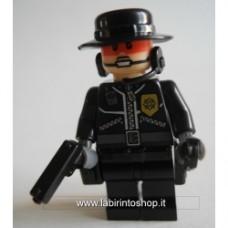 Leader policeman