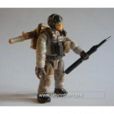 Mega Bloks - Call of duty - Personaggio - Heavy Duty