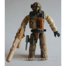 Mega Bloks - Call of duty - Personaggio - Chemical Hazard