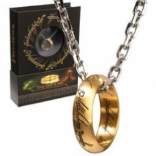 Lord of the Rings The One Ring Necklace