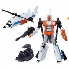 Transformers Generations Combiner Wars Deluxe Alpha Bravo