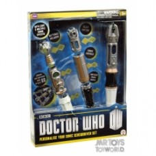 Dr Who Build Your Own Sonic Screwdriver