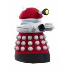 Doctor Who 60 cm Talking Plush Burgundy Dalek With Led Light