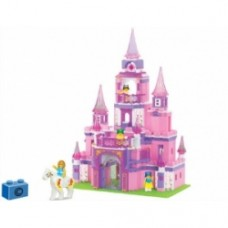 Sluban Girls dream M38-B0152 Princess Castle