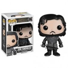 Game of Thrones: Jon Snow castle Black Pop