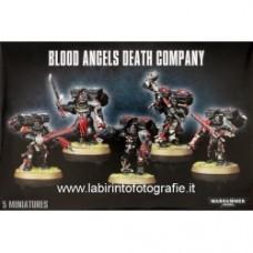 Warhammer 40.000 - Compagnia della morte degli angeli sanguinari