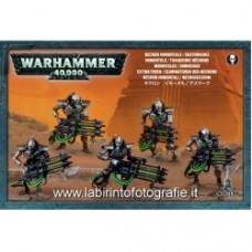Warhammer 40.000 - Necron immortali-necrocecchini
