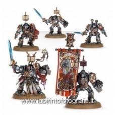 Warhammer 40.000 - Grey Knights paladin squad