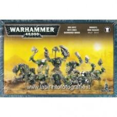 Warhammer 40.000 - Banda di Orki ragazzi