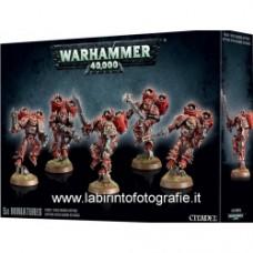 Warhammer 40.000 - Chaos Space Marine Raptors