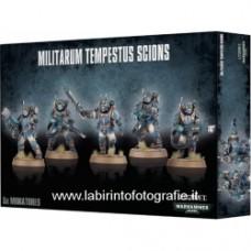 Warhammer 40.000 - Militarum Tempestus Scions