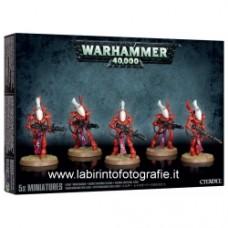 Warhammer 40.000 - Eldar Spettroguardie