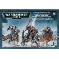 Warhammer 40.000 - Cavalleria di Lupi del Tuono dei Lupi Siderali