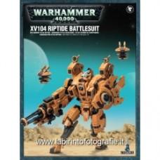 Warhammer 40.000 - Esoscheletro XV104 Riptide