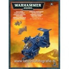 Warhammer 40.000 - Cannoniera Stormtalon degli Space Marine