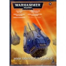 Warhammer 40.000 - Capsula di Atterraggio Degli Space Marine