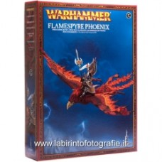 Warhammer - Fenice Pirardente degli Alti Elfi