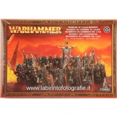 Warhammer - Reggimento di Guerrieri del Caos