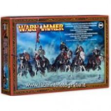 Warhammer - Cavalieri Neri-Spettri dannati dei Conti Vampiro