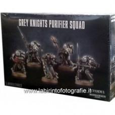 Warhammer 40.000 - Grey Knights Purifier Sqaud
