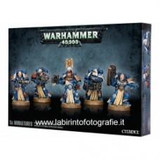 Warhammer 40.000 - Space Marine Veterani della Guardia Risoluta