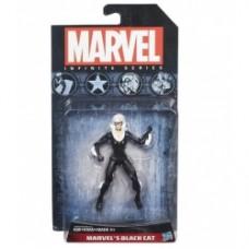 Marvel avengers infinite 3.75 inch action figure Black Cat
